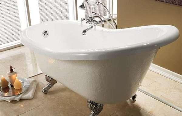Comprando a banheira perfeita